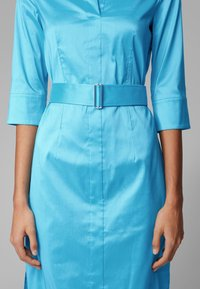 BOSS - DALIRI1 - Shirt dress - blue - 4