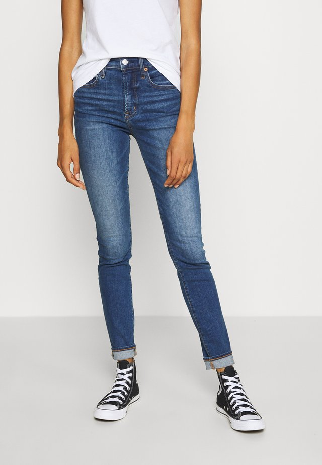 CHARLOTTE - Jeans Skinny Fit - medium indigo 6