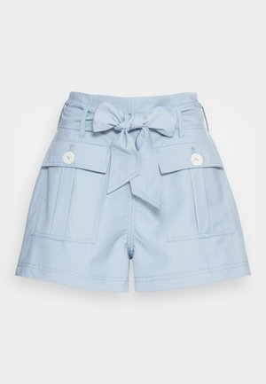 MAGNETISED - Shorts - washed blue