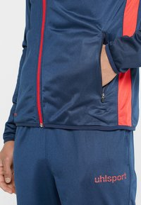 Uhlsport - ESSENTIAL CLASSIC - Tracksuit - blue/red - 6