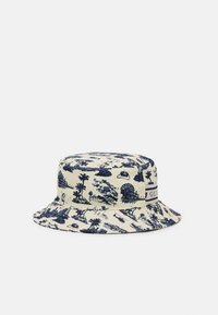 Guess - BUCKET HAT UNISEX - Hat - white/blue - 2