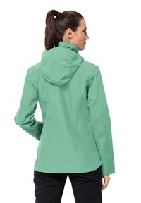 Jack Wolfskin - EVANDALE  - Outdoor jacket - pacific green - 1