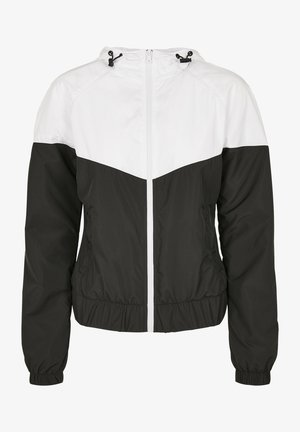 Arrow  - Summer jacket - white/black