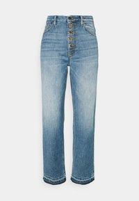 Pinko - MADDIE MOM - Straight leg jeans - blue denim - 0