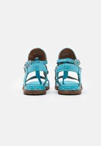 A.S.98 - T-bar sandals - marina - 3