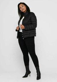 ONLY Carmakoma - Winter jacket - black - 1