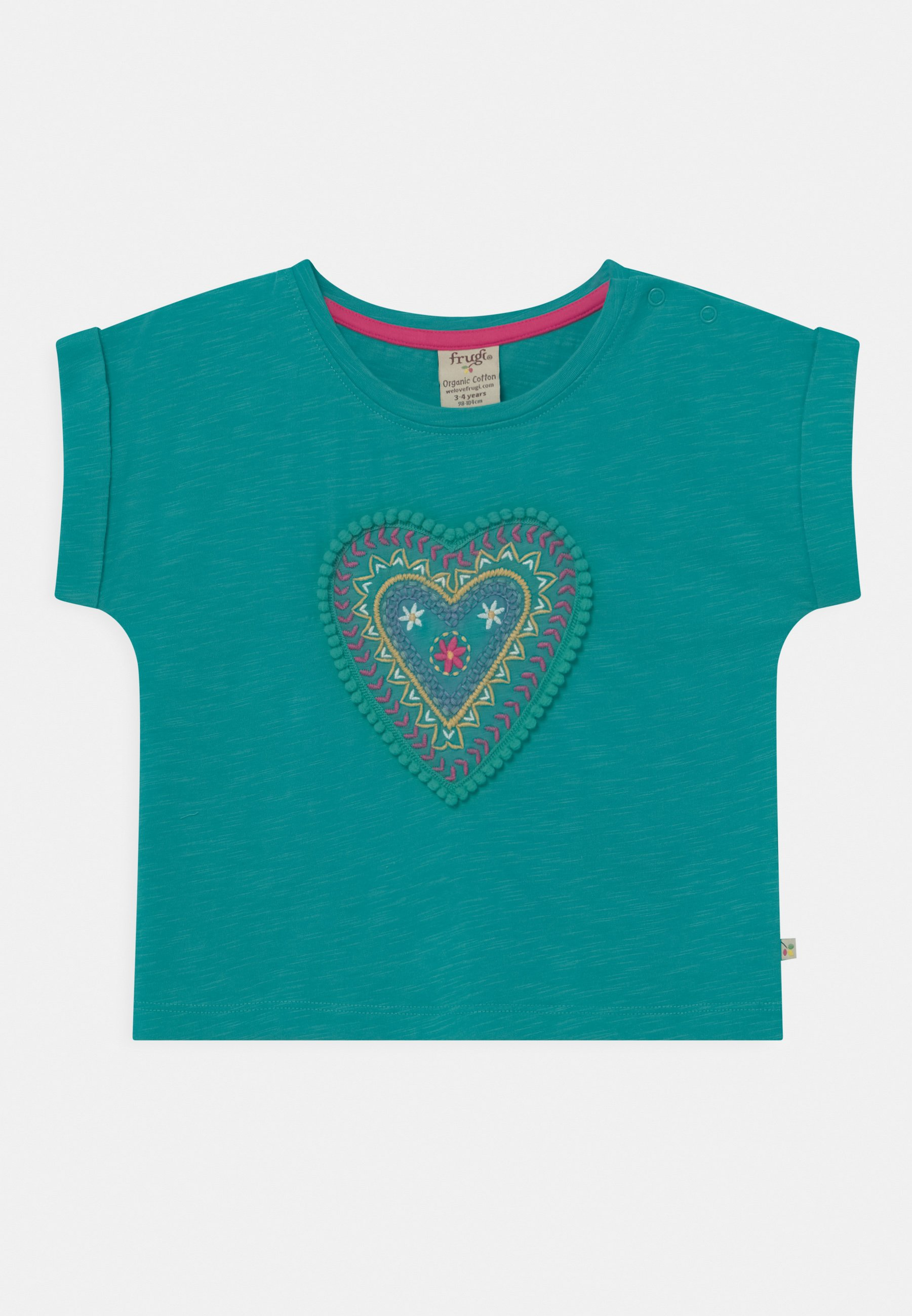 Kids SOPHIA SLUB LOVE HEART - Print T-shirt