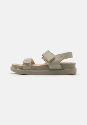ERIN - Sandals - sage