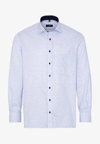 Eterna - COMFORT FIT - Formal shirt - hellblau - 3