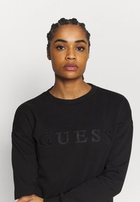Guess - Sweatshirt - jet black - 3