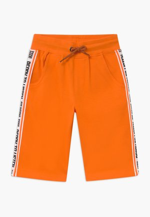 BERMUDAS KID - Teplákové kalhoty - orange