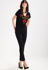 Liu Jo Jeans - RAMPY - Jeans Skinny Fit - nero - 2