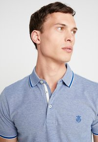Selected Homme - SLHTWIST  - Polotričko - limoges twisted with egret - 4