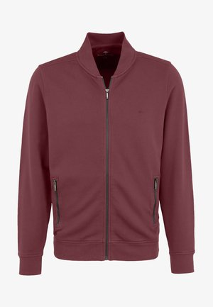 SPORTIVE - Training jacket - merlot