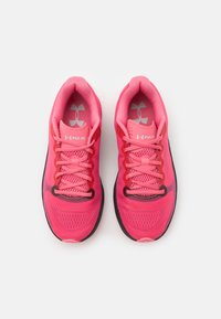 Under Armour - CHARGED PULSE - Neutral running shoes - pink lemonade - 3