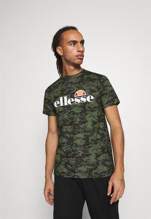 PALLONE - T-shirts print - green
