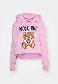 MOSCHINO - Sweatshirt - fantasy pink - 0