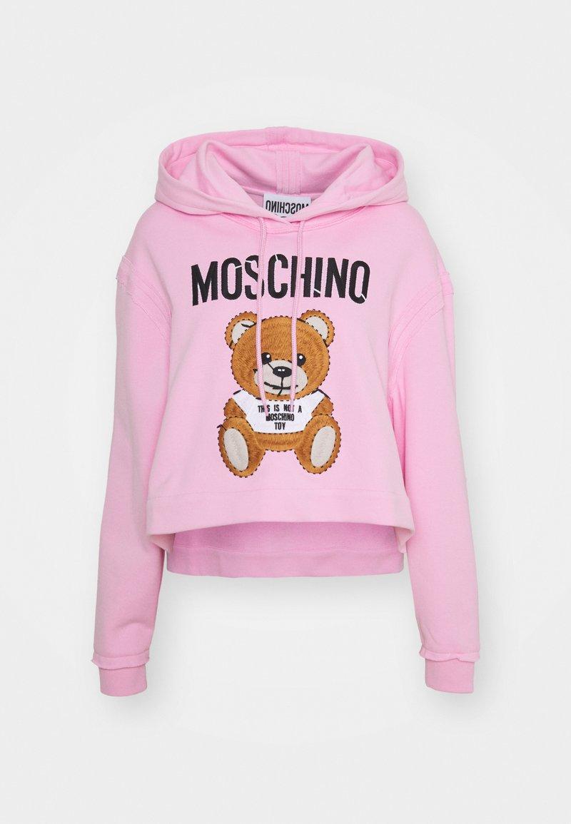 MOSCHINO - Sweatshirt - fantasy pink