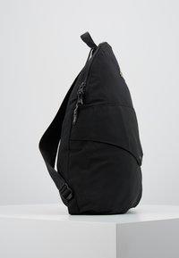 Bag N Noun - CANADA FLAP SAC - Rucksack - black - 3