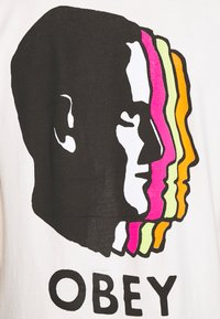 Obey Clothing - PARALLELS - Printtipaita - sago - 6