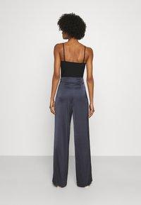 HUGO - HAREMAS - Trousers - dark blue - 2