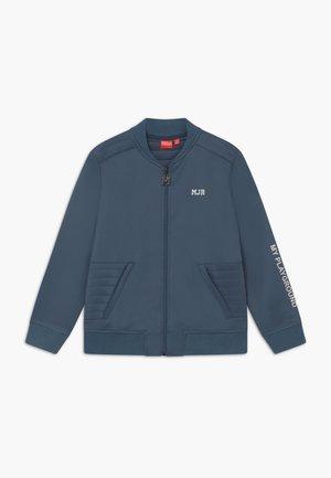 JIMO - Training jacket - steel blue
