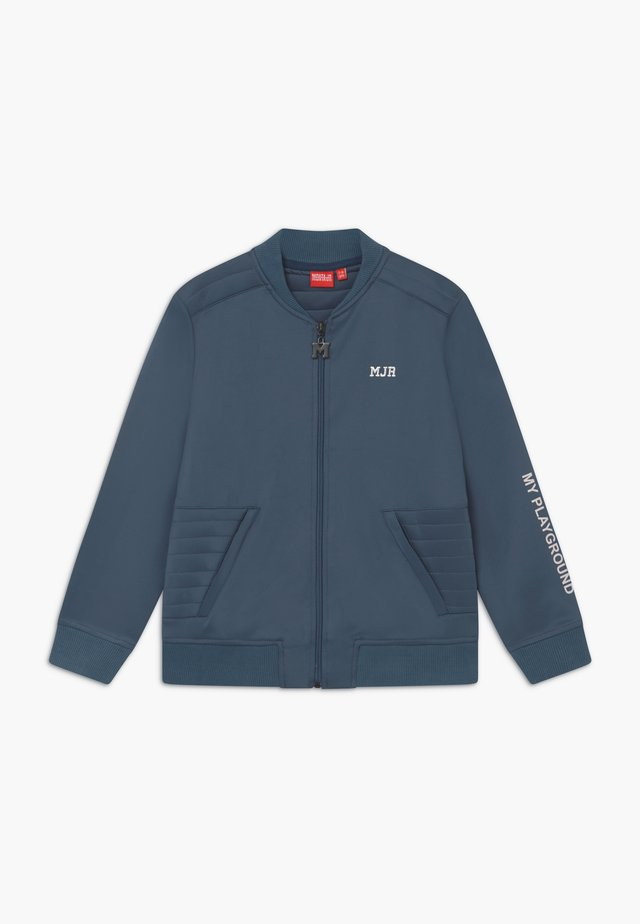 JIMO - Training jacket - steel blue