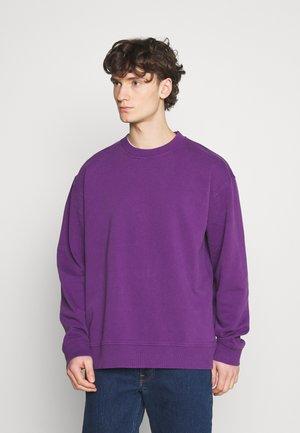 Sweatshirt - lilac purpl