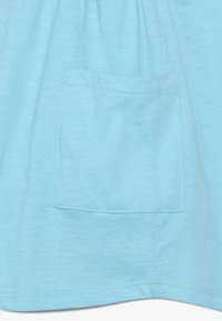Lemon Beret - SMALL GIRLS DRESS - Žerzejové šaty - turquoise - 2