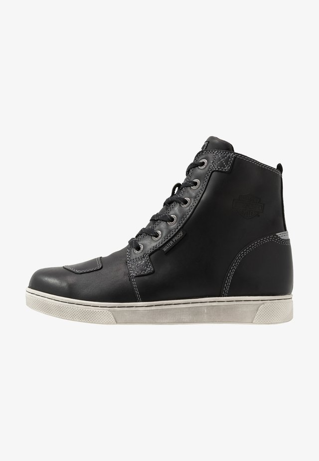 STEINMAN - Lace-up ankle boots - black