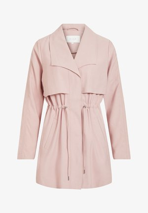VIANINA  - Short coat - pale mauve