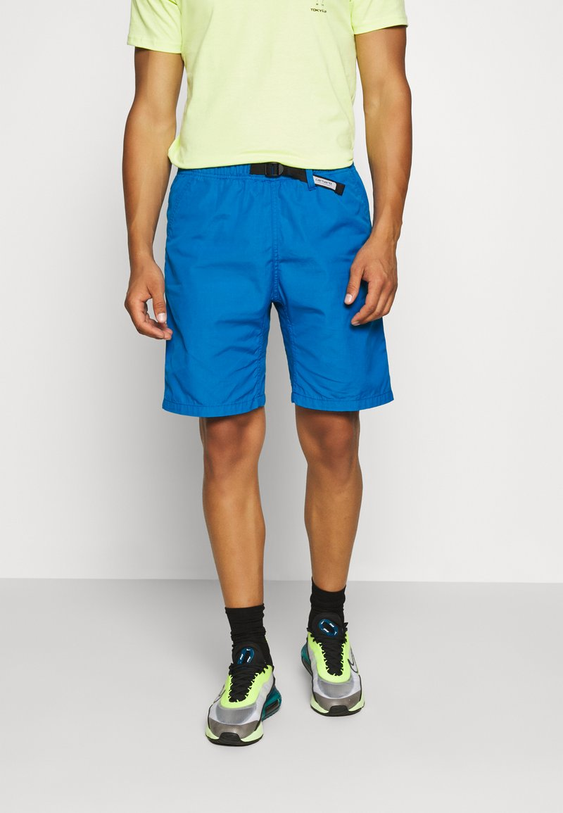Carhartt WIP - CLOVER LANE - Shorts - azzuro