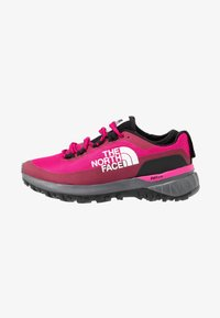 The North Face - ULTRA TRACTION - Zapatillas de trail running - pink/black - 0