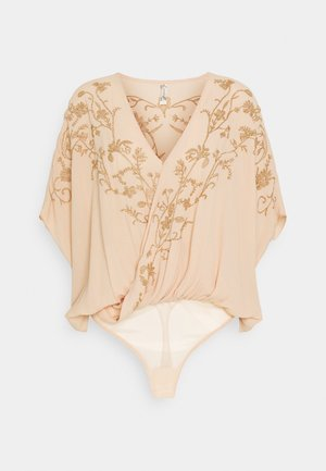 SUMMER LOVERSUIT - Blouse - pretty in peach