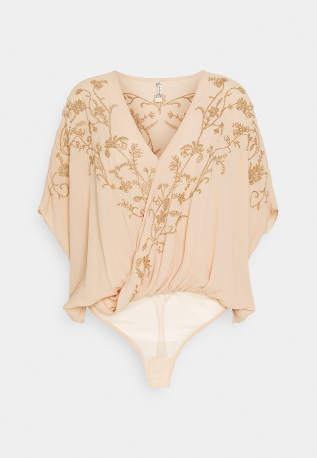 SUMMER LOVERSUIT - Blusa - pretty in peach