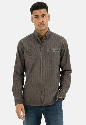 Shirt - dark brown