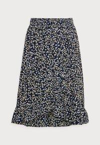 Moss Copenhagen - KARNA BEACH SKIRT - A-line skirt - cap flower - 3