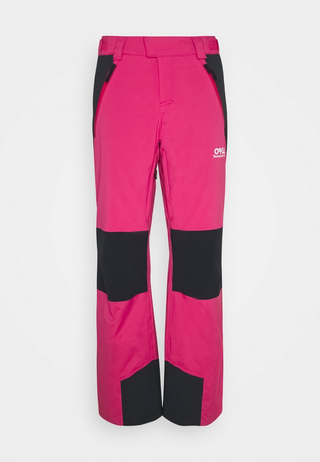 WOMENS INSULATED - Täckbyxor - rubine red