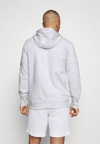 Under Armour - Hoodie - halo gray - 2