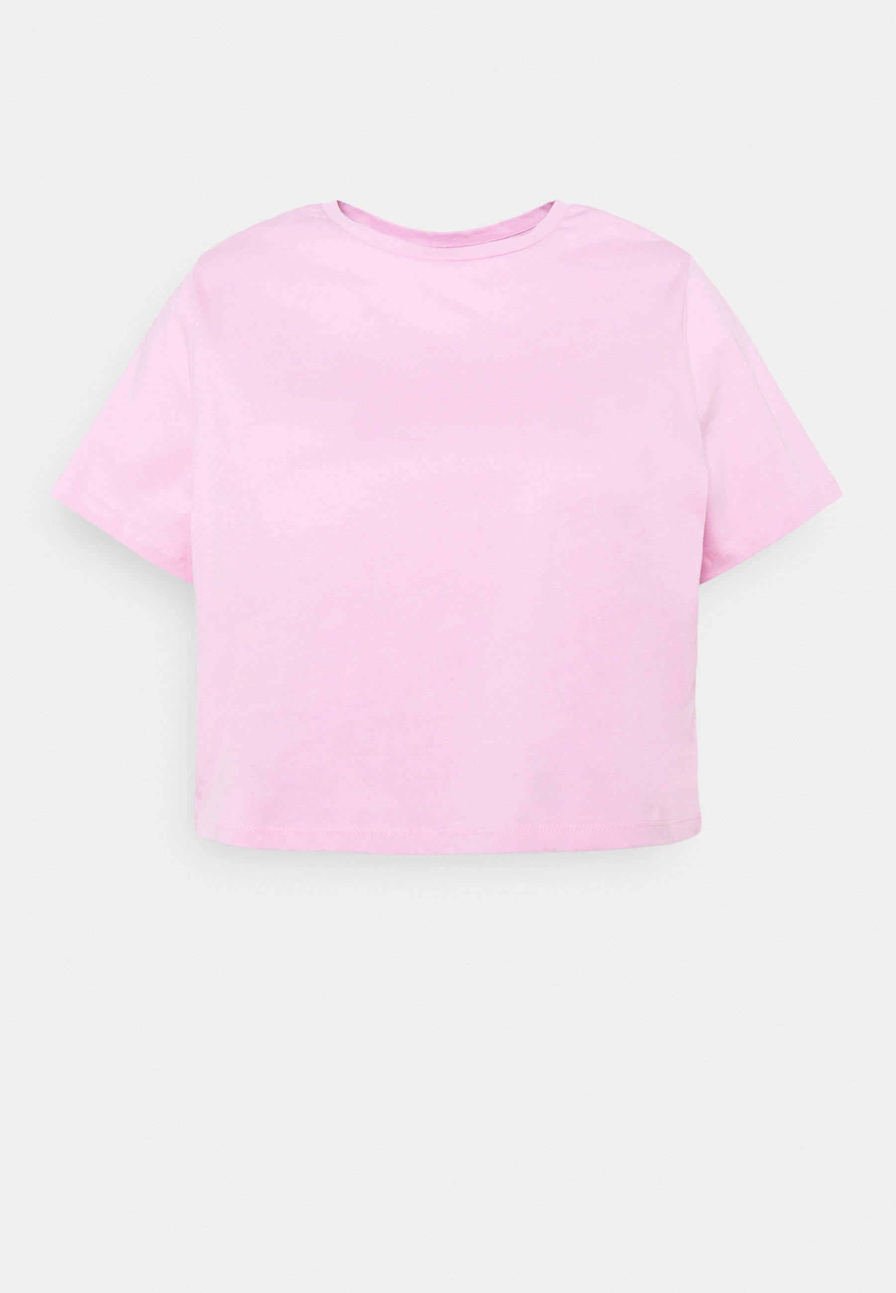 Mujer PCRINA CROP  - Camiseta básica