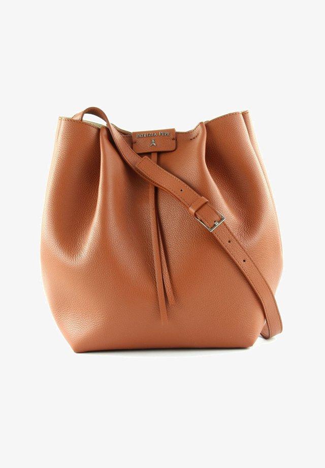 PEPE CITY - Across body bag - canyon brown