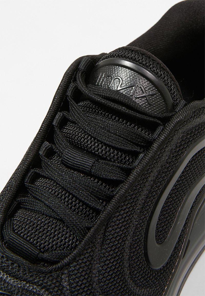 impulso Subir y bajar Unión  Nike Sportswear AIR MAX 720 - Zapatillas - black/negro - Zalando.es