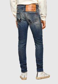 Diesel - Slim fit jeans - dark blue - 1