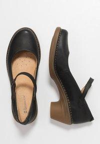 El Naturalista - AQUA - Classic heels - black - 3