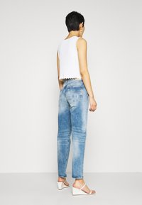 G-Star - KATE BOYFRIEND - Jeans relaxed fit - indigo aged - 2