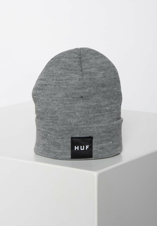 BOX - Beanie - grey heather