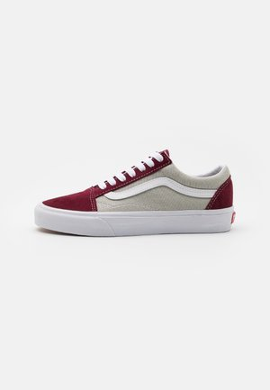 OLD SKOOL UNISEX - Matalavartiset tennarit - port royale/mineral gray