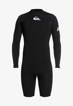 Wetsuit - black/white