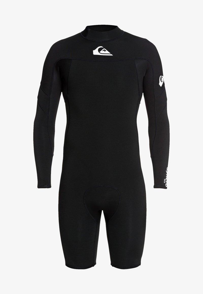Quiksilver - Wetsuit - black/white