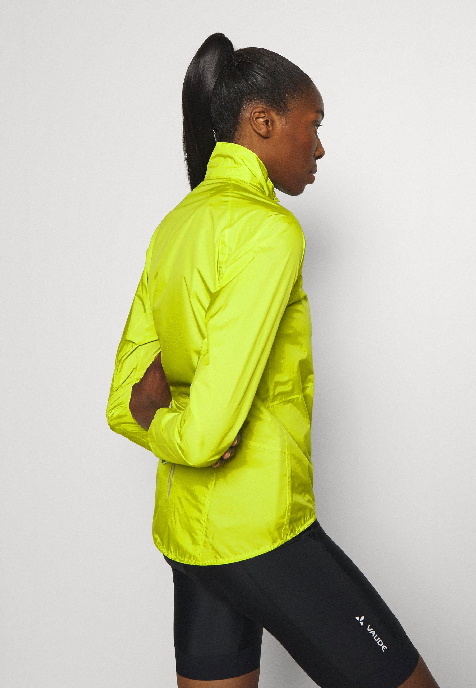 Online Shop Women's Clothing LÖFFLER BIKE JACKET AERO POCKET Windbreaker light green Av7BYrJZ5
